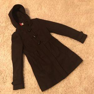 H&M Brown Wool Coat